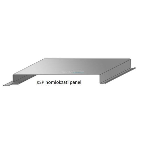 KSP homlokzat burkolati panel